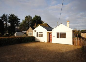 Thumbnail 3 bed detached bungalow for sale in Nash Lane, Freeland, Witney