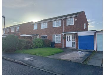 Thumbnail 3 bed semi-detached house for sale in Slade Meadow, Leamington Spa