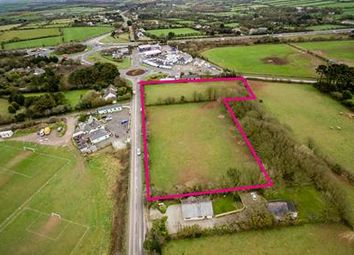 Thumbnail Land for sale in Land At Chiverton Cross, Blackwater, Truro, Cornwall