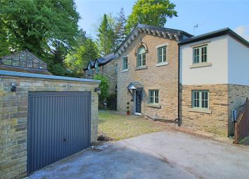 Thumbnail 5 bed detached house for sale in Woodlands Court, Bingley, West Yorkshire