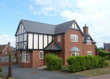 Thumbnail 5 bed detached house to rent in Wychwood Park, Weston, Crewe, Cheshire