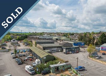 Thumbnail Commercial property for sale in Curtis Industrial Units, Frome