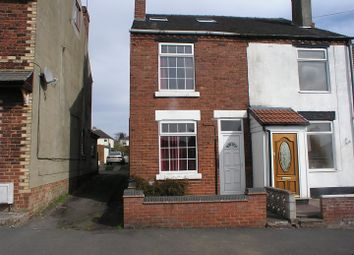 Thumbnail 3 bed semi-detached house to rent in Heath Street, Hednesford, Cannock
