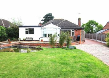 Thumbnail 3 bed detached bungalow for sale in Workhouse Lane, Burbage, Hinckley