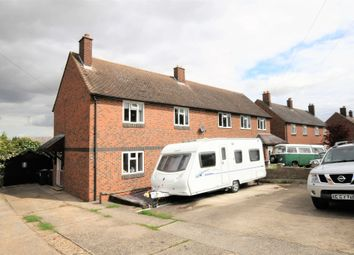 Thumbnail 3 bedroom semi-detached house for sale in Dixies Close, Ashwell, Baldock