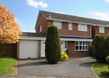 Thumbnail 4 bed detached house for sale in Pullin Court, North Common, Bristol