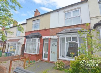 Thumbnail 2 bed terraced house for sale in Pargeter Road, Smethwick, Bearwood