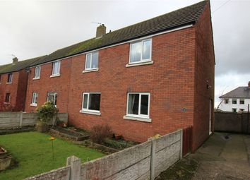 Thumbnail 3 bed semi-detached house for sale in 13 The Oval, Cummersdale, Carlisle, Cumbria