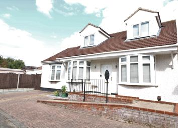 Thumbnail 4 bedroom detached house for sale in Edison Avenue, Hornchurch