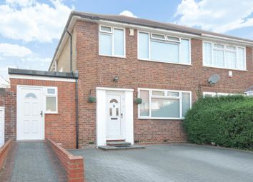 Thumbnail Semi-detached house for sale in Merrion Avenue, Stanmore