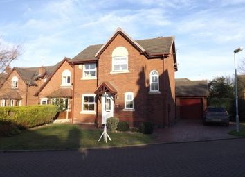 Thumbnail 3 bed detached house for sale in Barleywood Close, Wistaston, Crewe, Cheshire