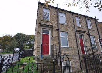Thumbnail 3 bed terraced house to rent in Bentley Street, Huddersfield, West Yorkshire