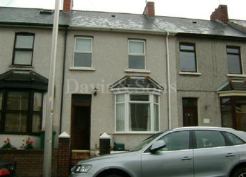 Thumbnail 2 bed terraced house to rent in Annesley Road, Newport, Newport.