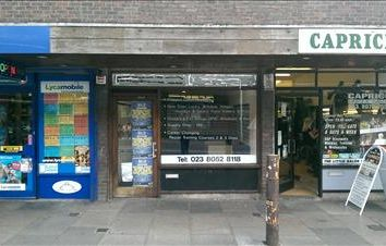 Thumbnail Retail premises to let in 4 Park Street, Shirley, Southampton