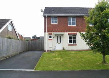 Thumbnail 3 bedroom town house for sale in Gors Avenue, Cockett, Cockett
