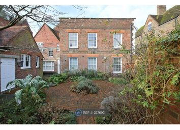 Thumbnail 1 bed flat to rent in Church Lane, Tonbridge