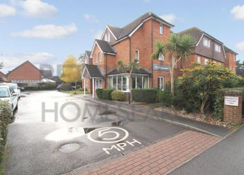 Thumbnail 2 bed flat for sale in Heathlands Court, Southampton