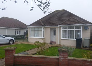 Thumbnail 2 bed bungalow to rent in Lumley Crescent, Skegness