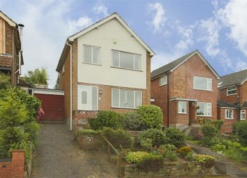 Thumbnail 3 bed detached house for sale in Cookson Avenue, Gedling, Nottinghamshire
