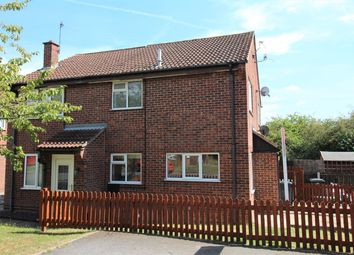 Thumbnail 1 bed town house for sale in Weightman Drive, Giltbrook, Nottingham