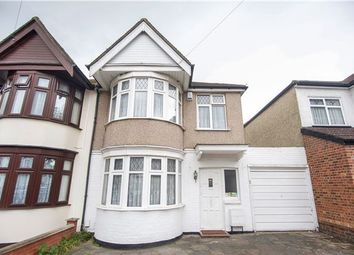Thumbnail 3 bed semi-detached house for sale in Elmsleigh Avenue, Kenton, Harrow, Middlesex