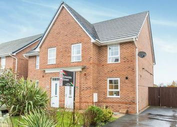 Thumbnail 4 bedroom semi-detached house for sale in Leighton Drive, St Helens, Merseyside