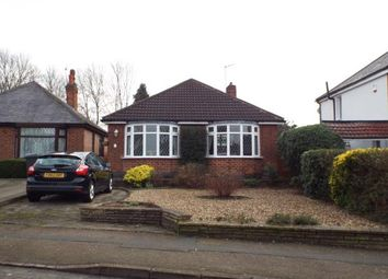 Thumbnail 2 bed bungalow for sale in Tennis Court Drive, Humberstone, Leicester, Leicestershire