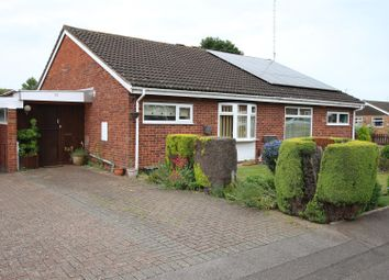 Thumbnail 2 bed bungalow to rent in Stubble Close, Kingsthorpe, Northampton