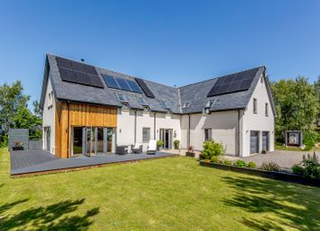 Thumbnail 4 bed detached house for sale in Birnie, Elgin, Morayshire