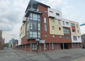 Thumbnail 2 bed flat to rent in Winmarleigh Street, Warrington