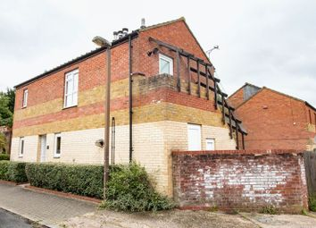 Thumbnail 1 bed maisonette for sale in Plumstead Avenue, Bradwell Common, Milton Keynes