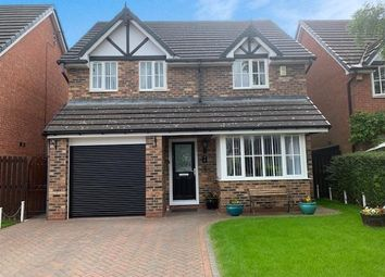 Thumbnail 3 bed detached house for sale in The Copse, Prudhoe, Northumberland