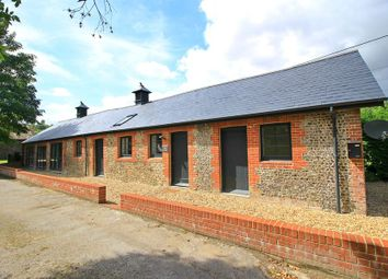 Thumbnail 3 bedroom detached house to rent in Down Farm Lane, Headbourne Worthy, Winchester