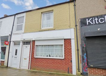Thumbnail 2 bed terraced house for sale in High Street West, Wallsend