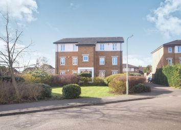 Thumbnail 2 bed flat for sale in Acorn Way, Bedford