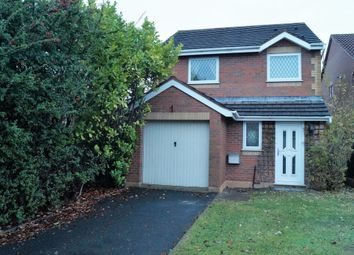 Thumbnail 3 bedroom detached house to rent in Otter Lane, Worcester