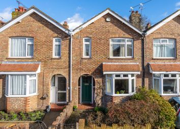 Thumbnail 3 bedroom terraced house for sale in Winden Avenue, Chichester