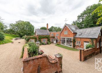 Thumbnail 6 bed detached house for sale in Stratford Road, Dedham, Colchester, Essex