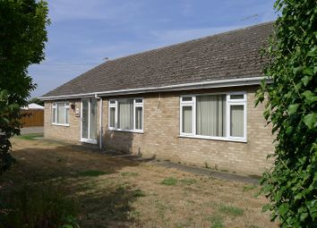 Thumbnail 3 bed detached house to rent in Bancroft Lane, Soham, Ely
