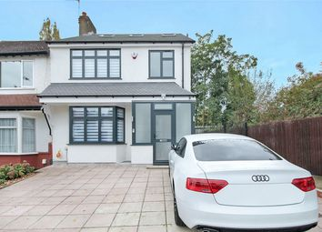Thumbnail 3 bed detached house to rent in Renters Avenue, London