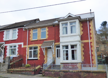 Thumbnail 2 bed terraced house for sale in The Avenue, Pontycymer, Bridgend