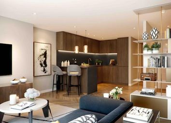 Thumbnail 1 bed flat for sale in Landmark Pinnacle, Marsh Wall, Canary Wharf, London