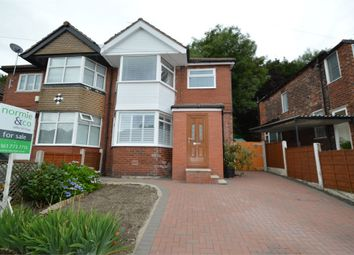 Thumbnail 3 bed semi-detached house for sale in Castlewood Road, Salford, Greater Manchester