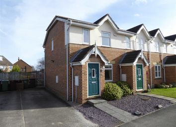 Thumbnail 2 bed town house to rent in Flossmore Way, Leeds, West Yorkshire