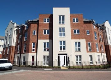 Thumbnail 2 bed flat to rent in Cambrian Way, Worthing