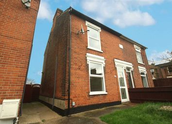 Thumbnail 3 bed semi-detached house for sale in Upper Cavendish Street, Ipswich