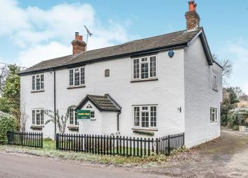 Thumbnail 4 bed detached house for sale in Cadnam, Southampton, Hants