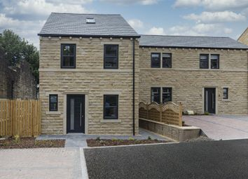 4 bed detached house for sale in Valley Gardens, Lowergate, Huddersfield HD3
