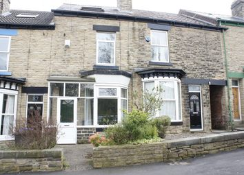 Thumbnail 3 bed terraced house for sale in Bradley Street, Crookes, Sheffield