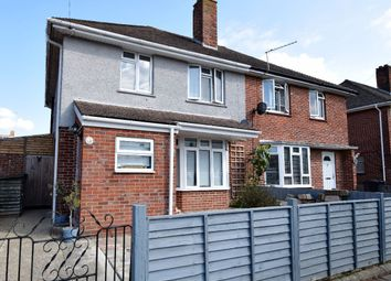 Thumbnail 3 bed semi-detached house for sale in Gregson Close, Gosport